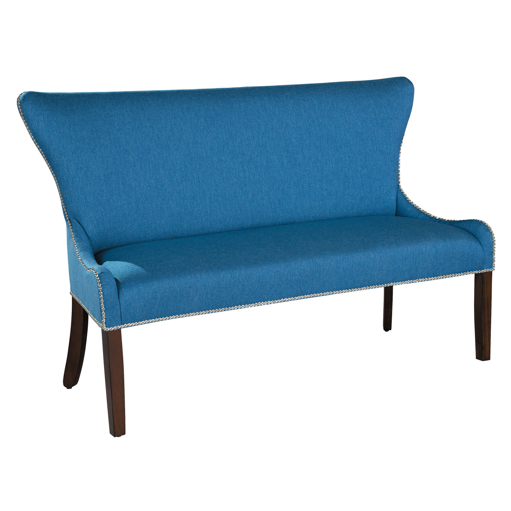 Image for 726965 Christine Settee with Nailheads from Hekman Official Website
