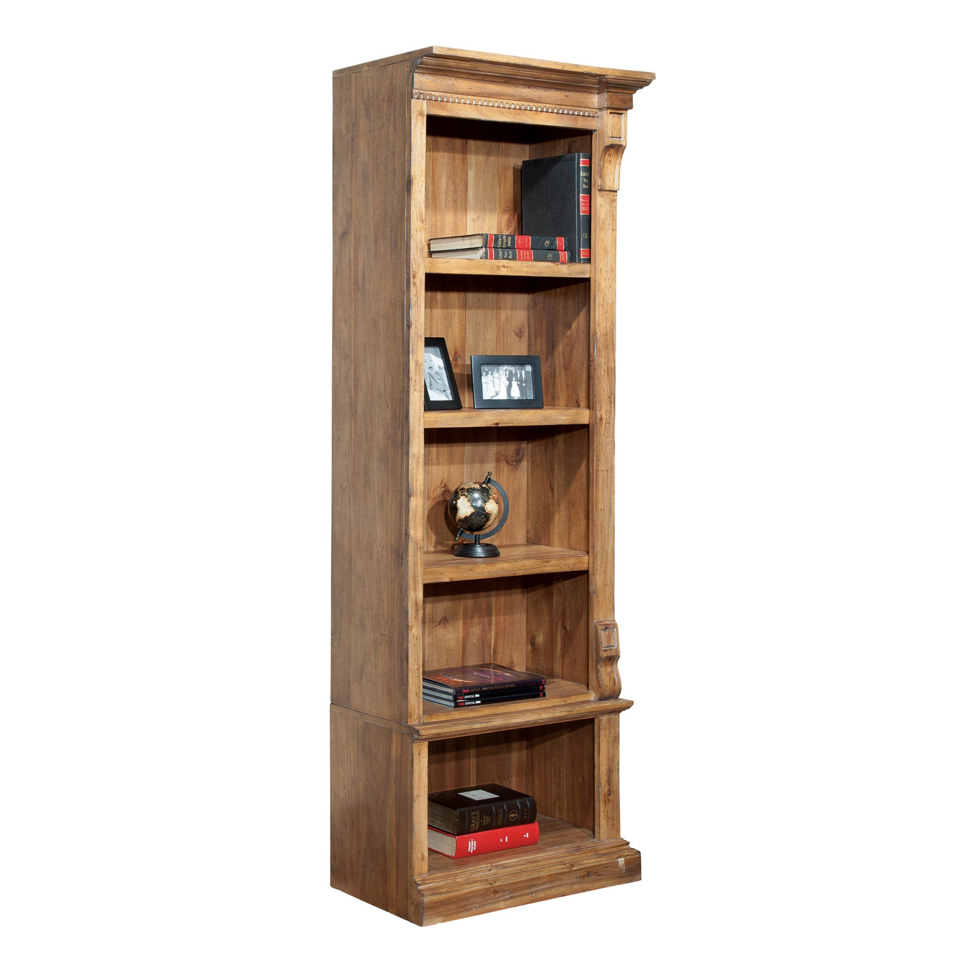 Image for 7-9305 Wellington Right Pier Bookcase from Hekman Official Website