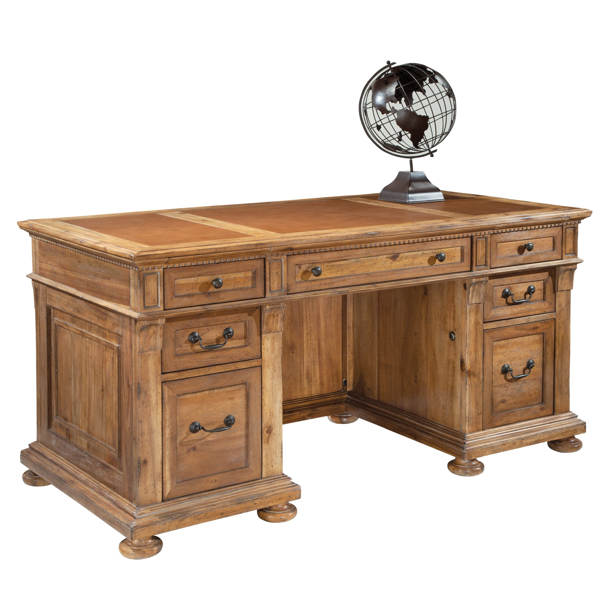 Image for 7-9310 Wellington Junior Executive Desk from Hekman Official Website