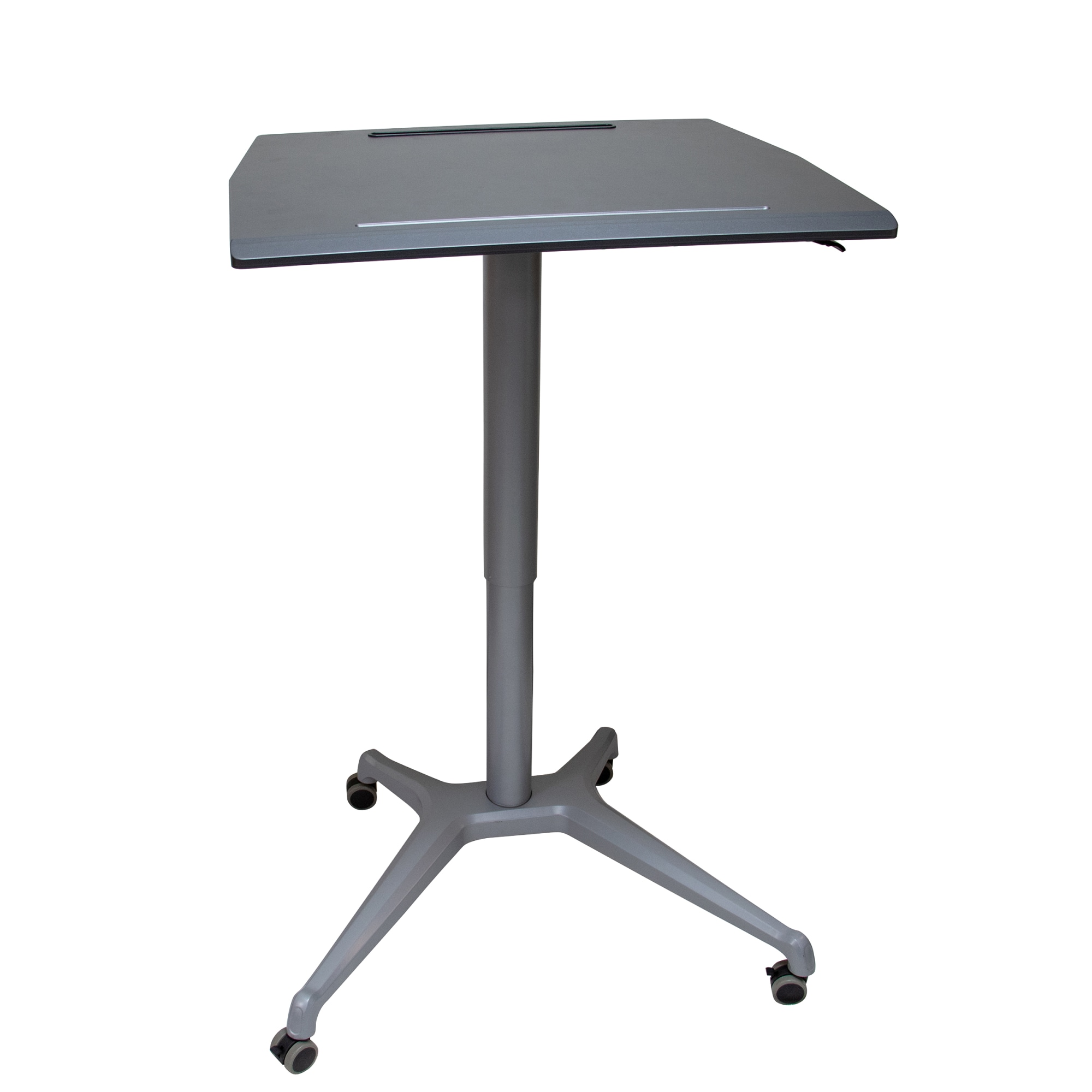 SmartMoves Pedestal Adjustable Height Workstation