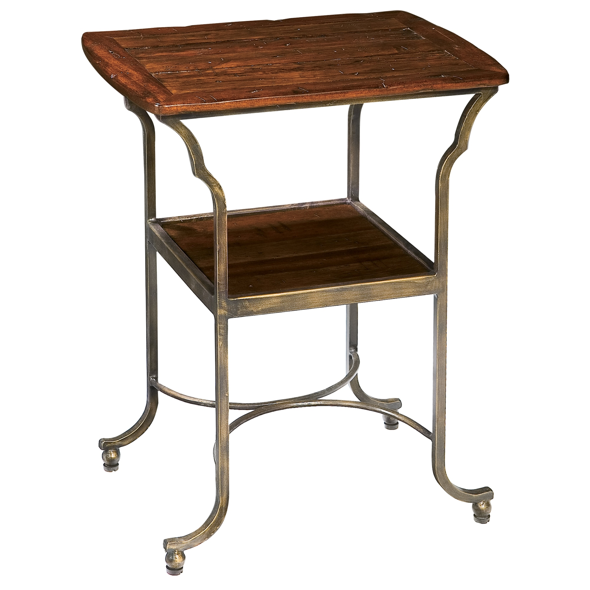 Image for 8-7216 Rue de Bac Metal Base Side Table from Hekman Official Website