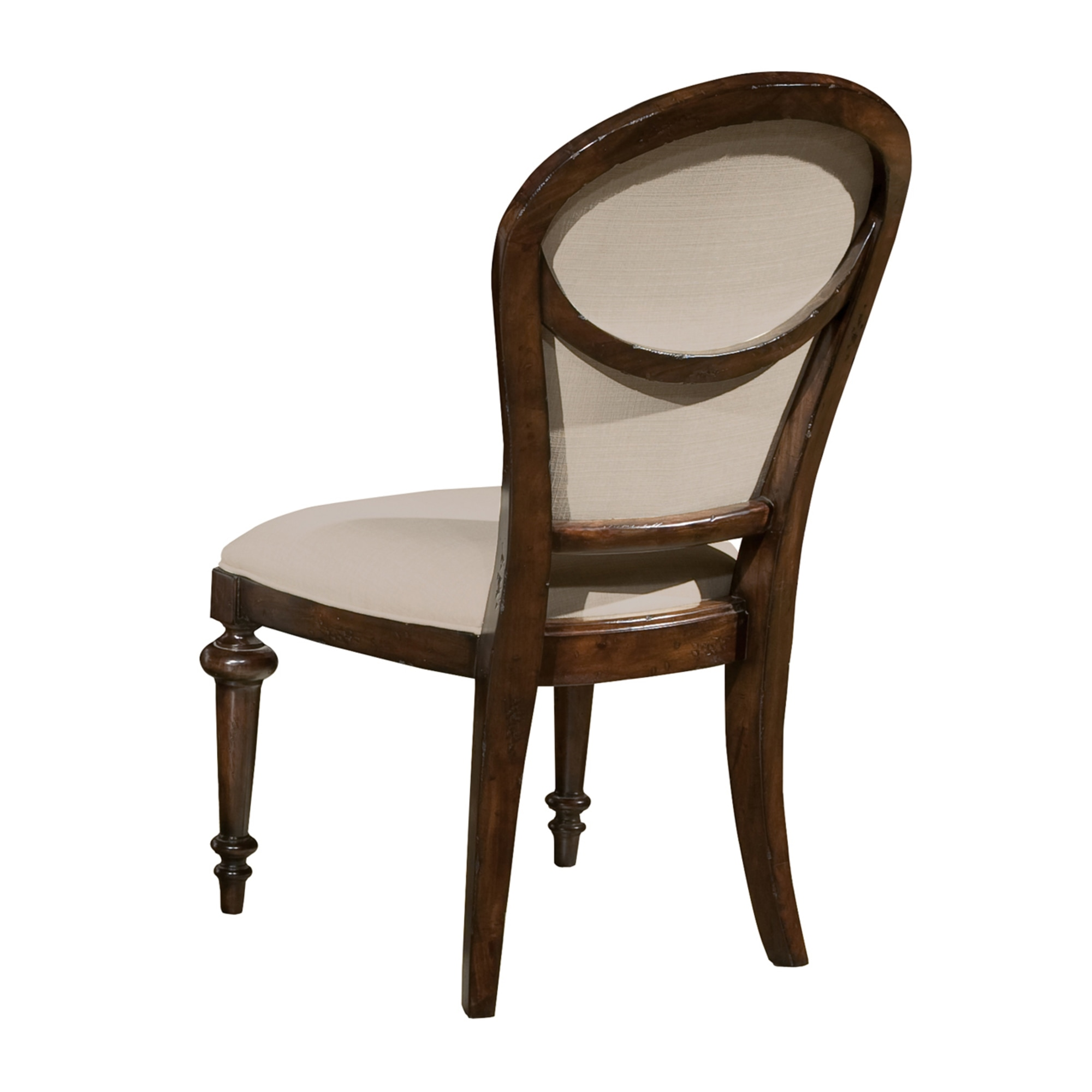 Image for 942705CP Charleston Place - Oval Back Side Chair from Hekman Official Website