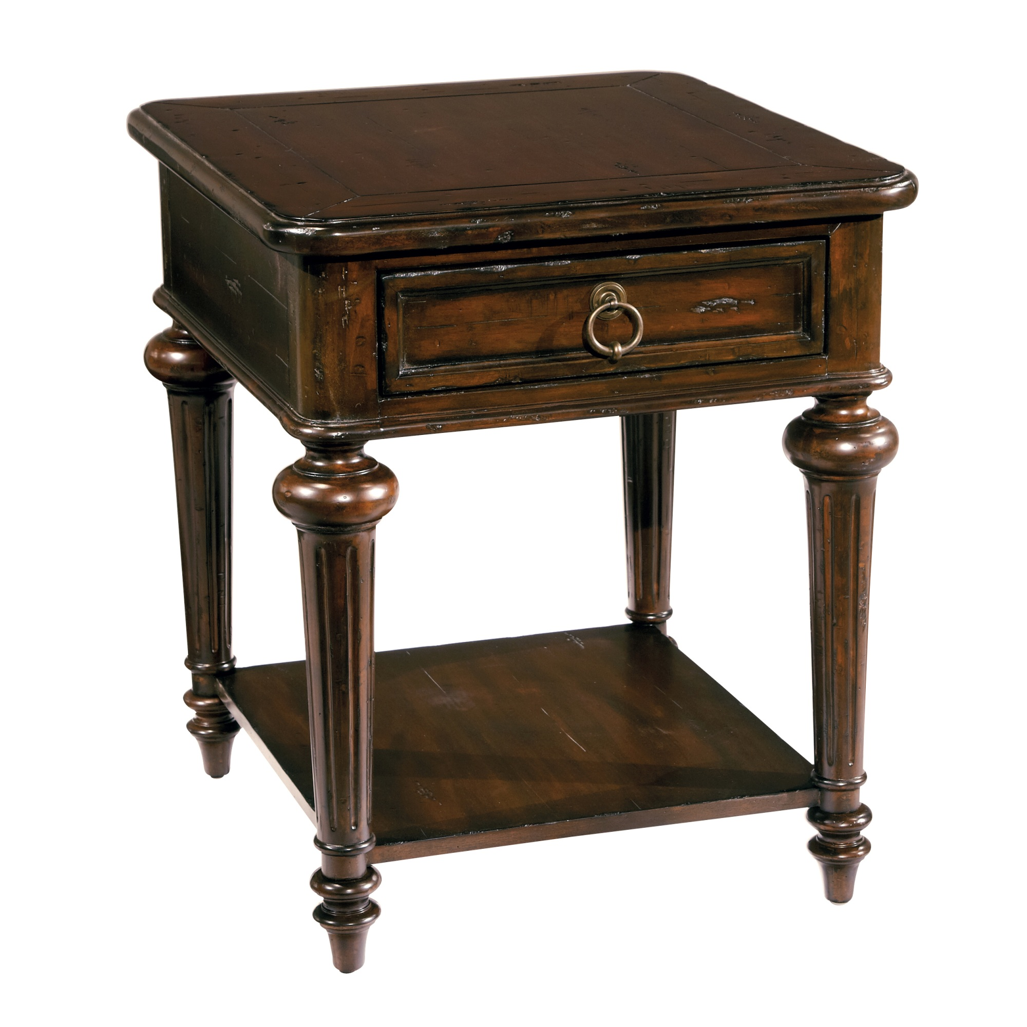 Image for 943709CP Charleston Place Lamp Table from Hekman Official Website