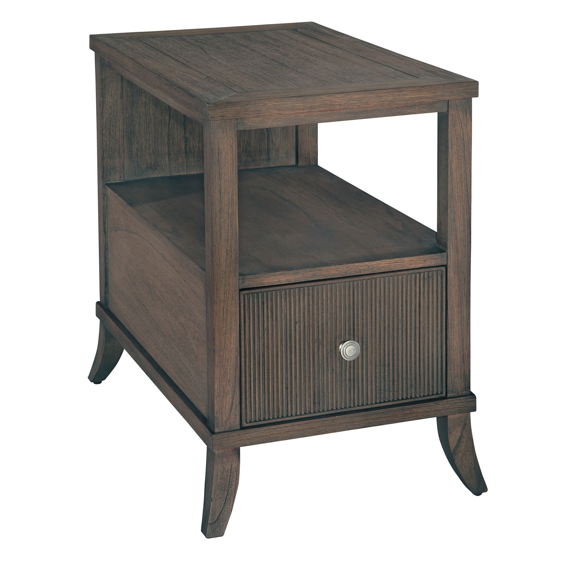 Image for 952205SU Urban Retreat Chairside Table with Drawer from Hekman Official Website