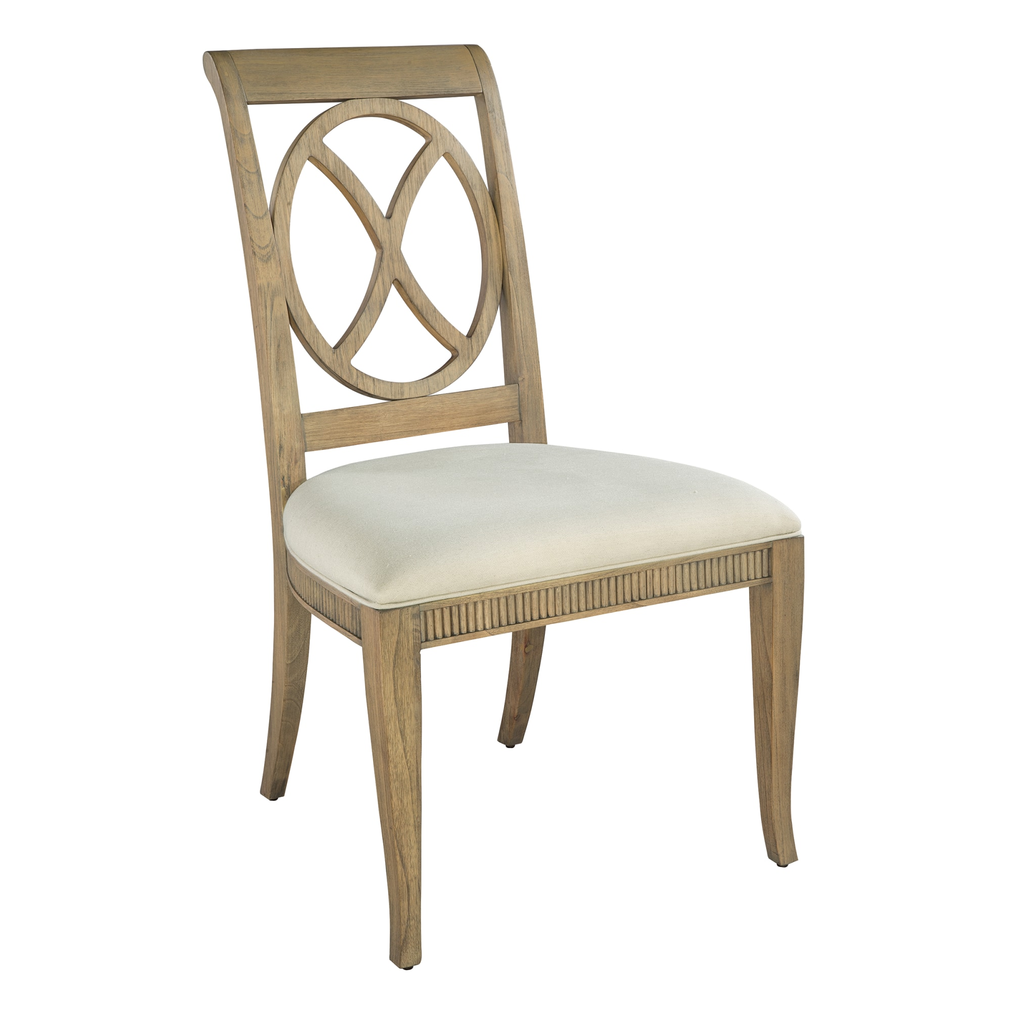 Image for 952225KH Urban Retreat Ring Back Side Chair from Hekman Official Website