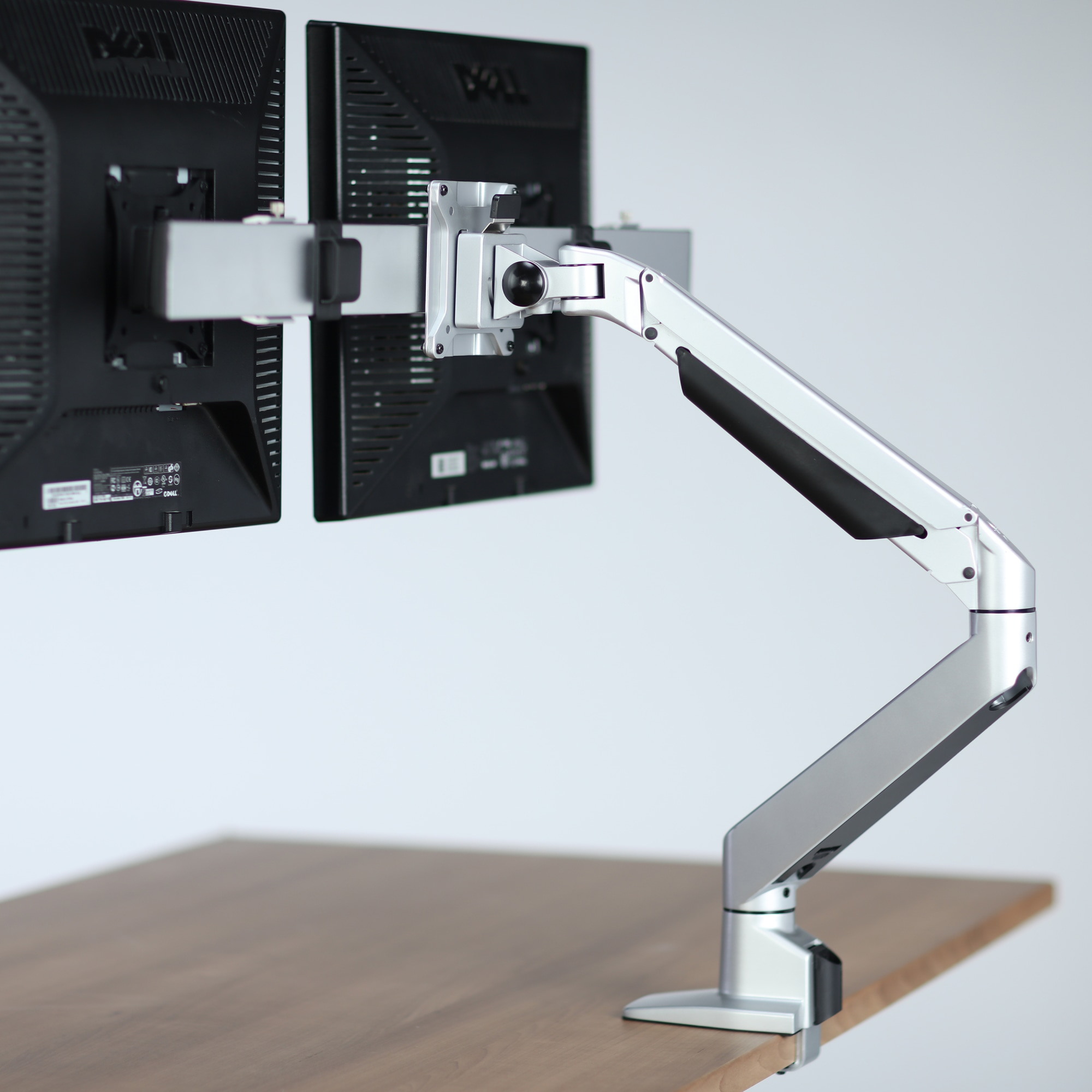 SmartMoves Dual Monitor Arm