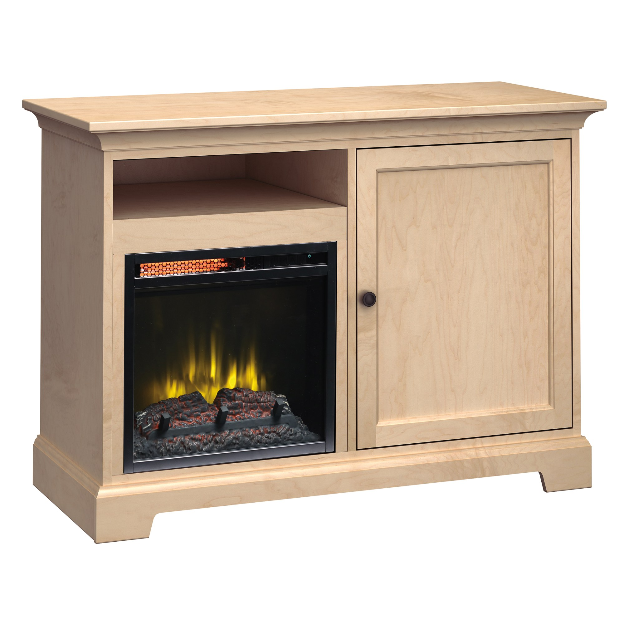 Image for FP46E Fireplace Custom TV Console from Howard Miller Official Website