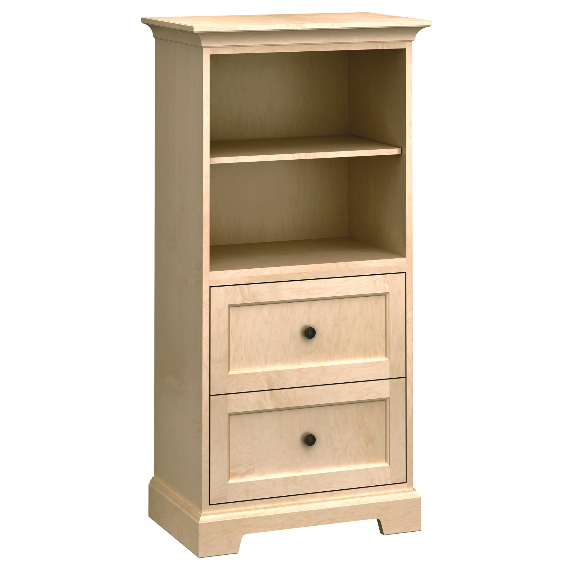 Image for HS27A Custom Home Storage Cabinet from Howard Miller Official Website