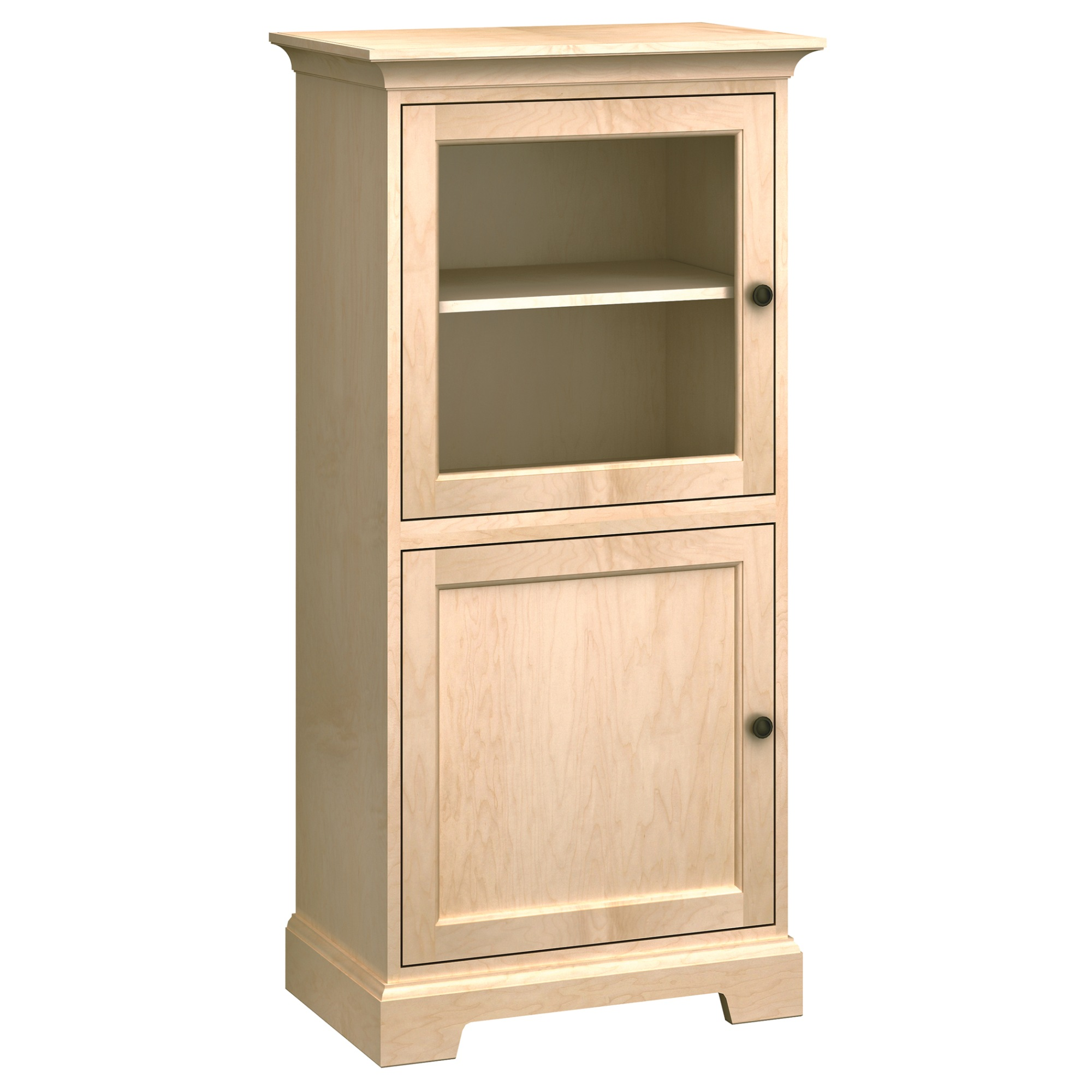 Image for HS27D Custom Home Storage Cabinet from Howard Miller Official Website