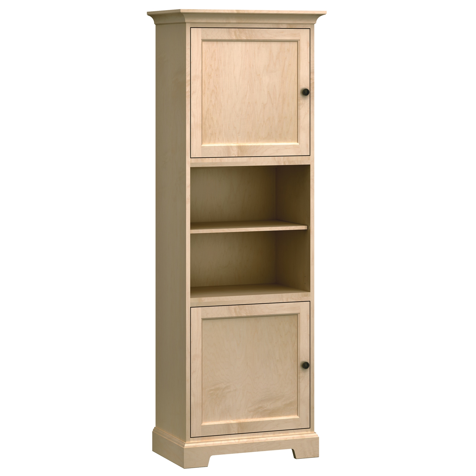 Image for HS27L Custom Home Storage Cabinet from Howard Miller Official Website