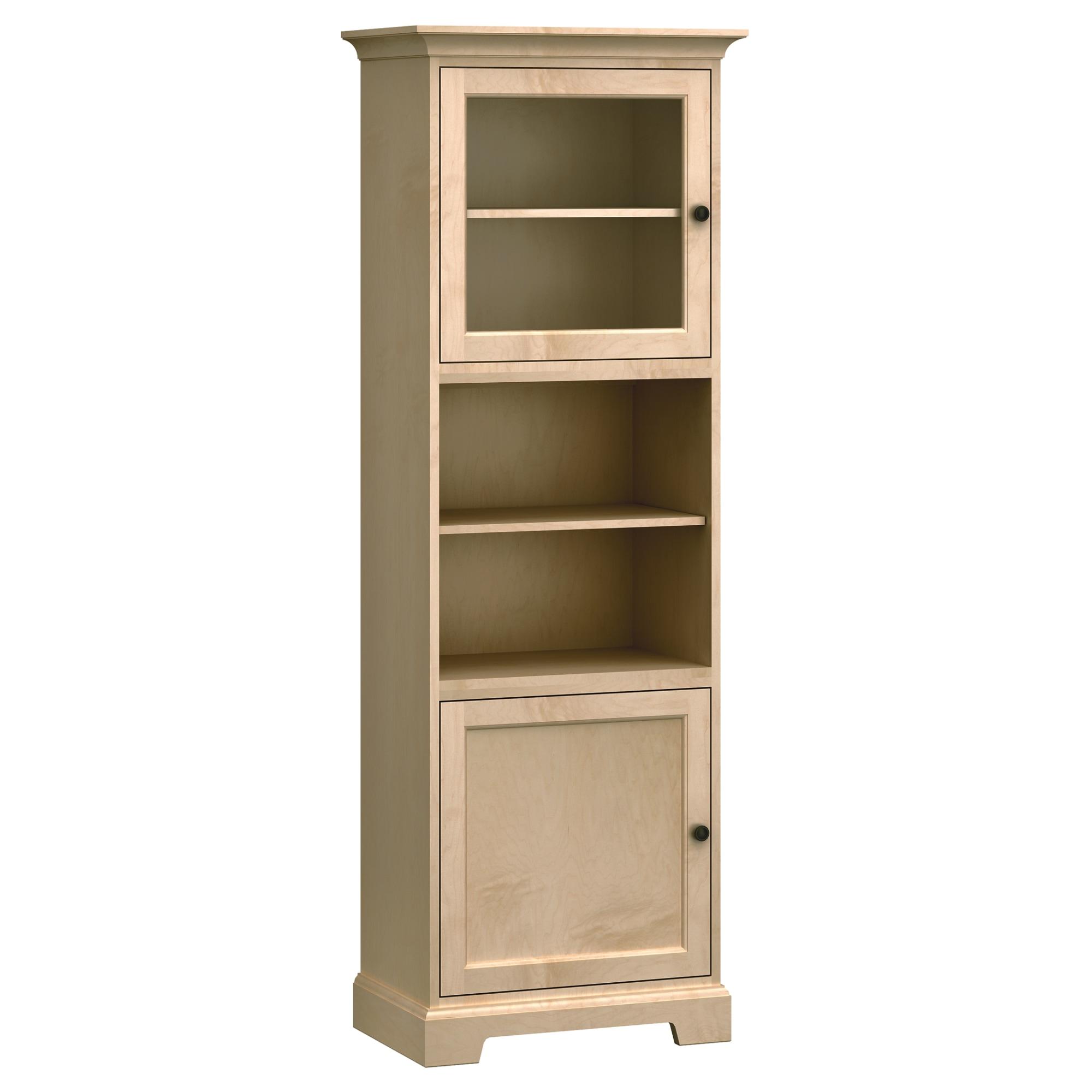 Image for HS27M Custom Home Storage Cabinet from Howard Miller Official Website