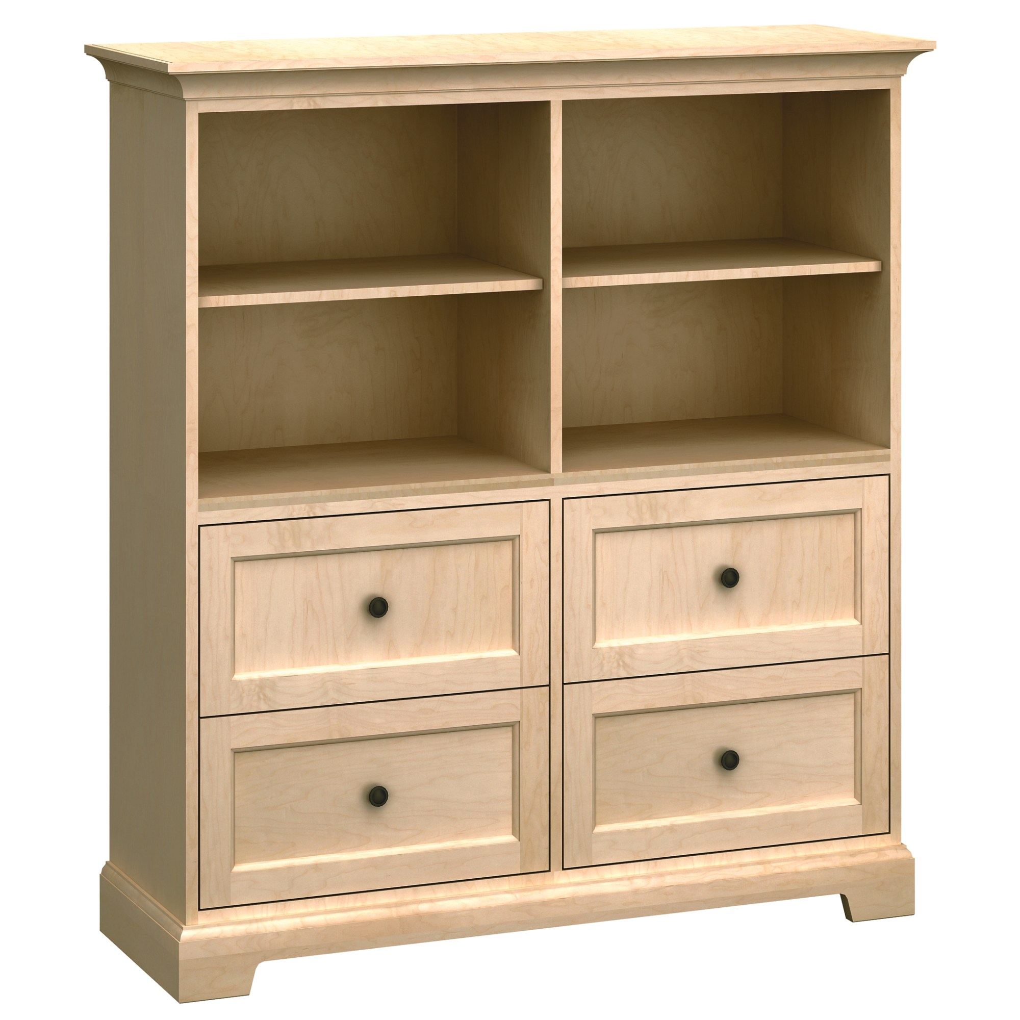 Image for HS50A Custom Home Storage Cabinet from Howard Miller Official Website