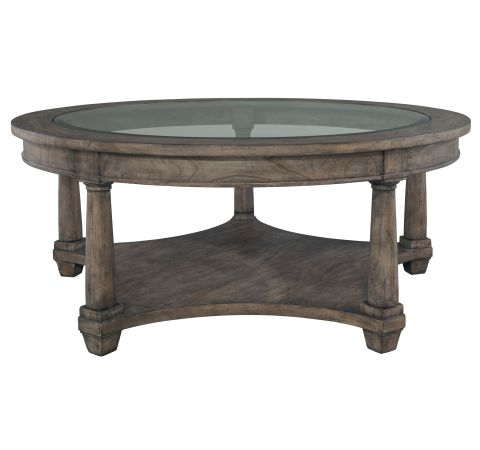 Round Table Lincoln.Product 2 3502 Lincoln Park Round Coffee Table