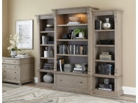 WellingtonExecBookcase_Driftwood_room