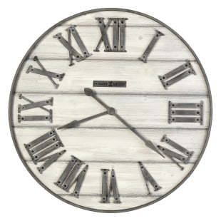 West Grove Oversized Wall Clock 625743 Howard Miller