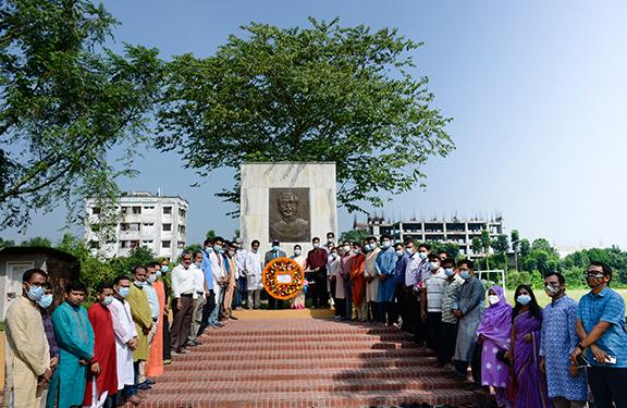 বেগম রোকেয়া বিশ্ববিদ্যালয়ের ১৩তম প্রতিষ্ঠাবার্ষিকী পালন