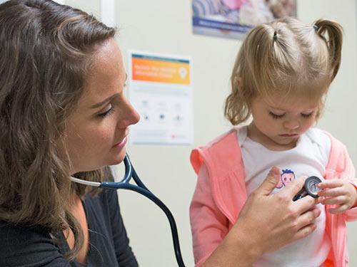 Pediatric patient