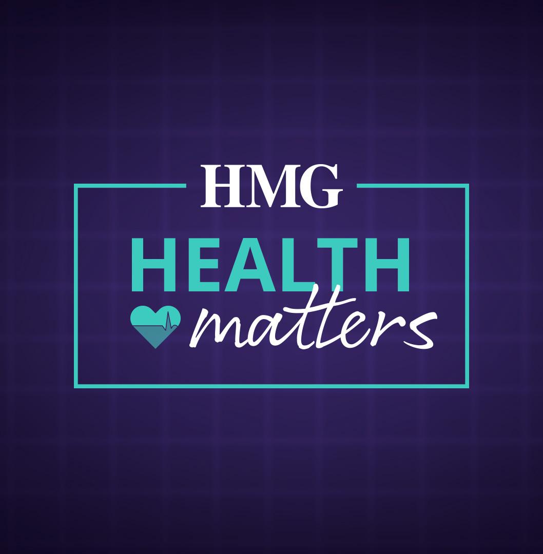 Health Matters Blog logo