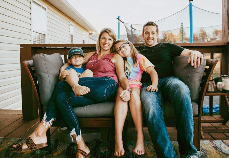 Jessie Bishop and Family