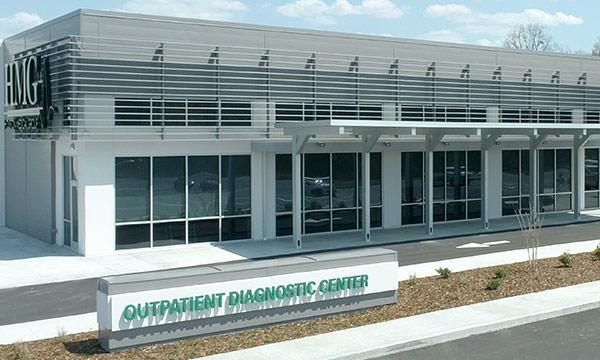 HMG Outpatient Diagnostic Center at Johnson City
