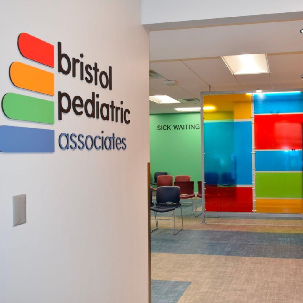 Bristol Pediatric Associates lobby