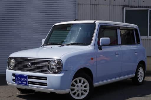 スズキ アルトラパン 2WD L