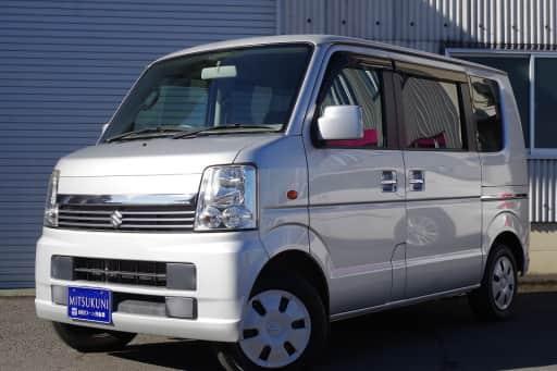 スズキ エブリイワゴン 2WD JP ターボ