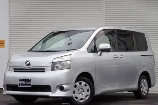 トヨタ ヴォクシーX Lエディション