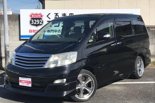 トヨタ アルファードGAX Lエディション