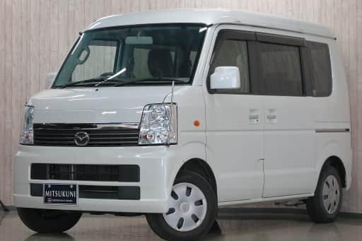 マツダ スクラムワゴン 2WD PX