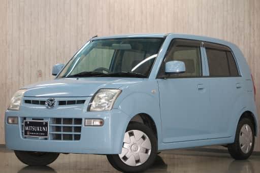 マツダ キャロル 2WD G2