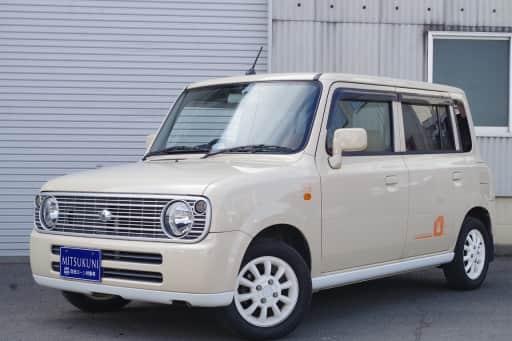 スズキ アルトラパン2WD L