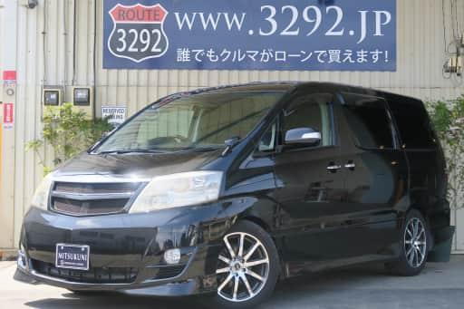 トヨタ アルファードV MS プラチナセレクション2
