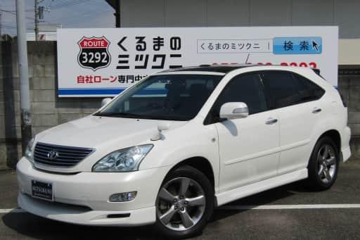 トヨタ ハリアー 350G プレミアムLパッケージ