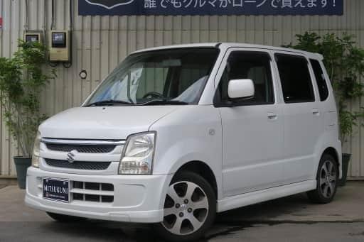 スズキ ワゴンR 2WD FX-Sリミテッド