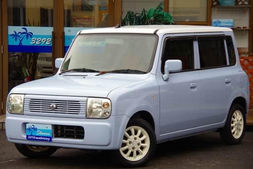 スズキ アルトラパン2WD X2