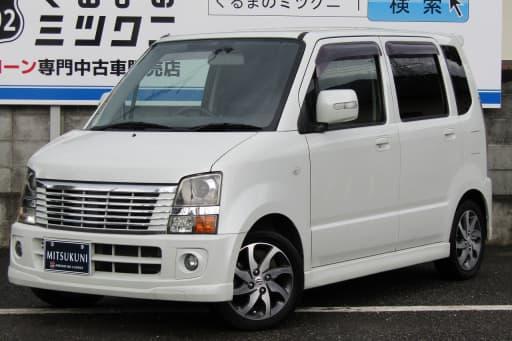 スズキ ワゴンR 2WD FT-Sリミテッド