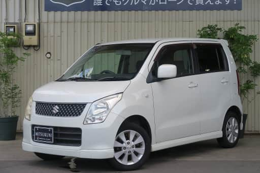 スズキ ワゴンR 2WD FX