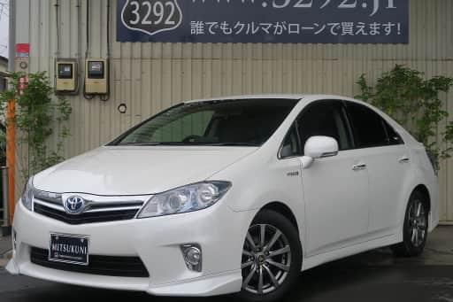 トヨタ SAI S LEDエディション