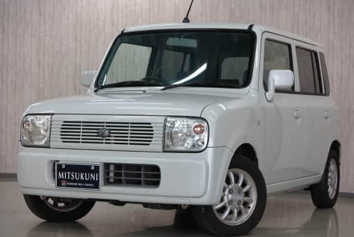スズキ アルトラパン 2WD X