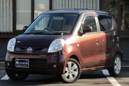 日産 モコ2WD G