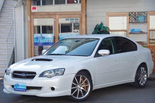 スバル レガシィB4 GT ターボ スペックB