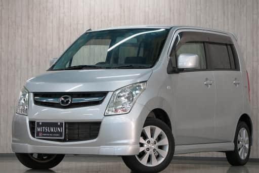 マツダ AZ-ワゴン 2WD XS