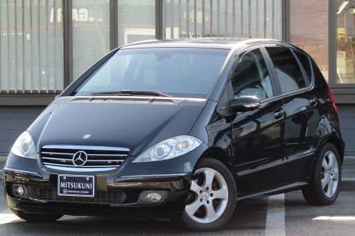 外国車その他 メルセデスベンツ Aクラス A170 アバンギャルドLtd