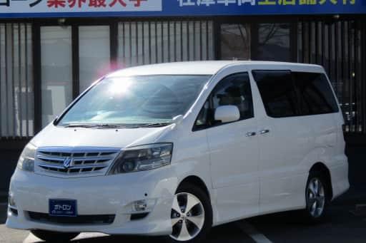 トヨタ アルファードV MS リミテッド