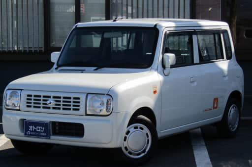 スズキ アルトラパン 4WD G