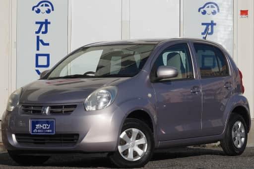 トヨタ パッソ1.0X