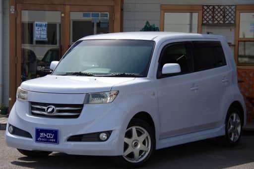 トヨタ bBZ Qバージョン