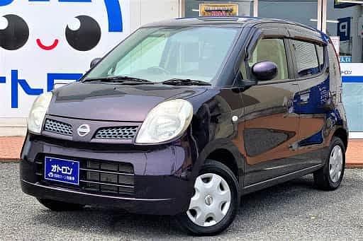 日産 モコ2WD E ショコラティエ