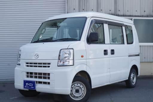 マツダ スクラムバン 2WD PA